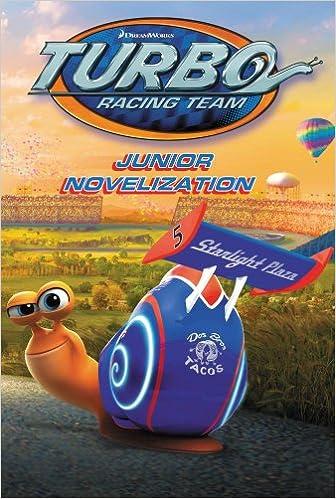 Turbo Junior Novelization Paperback – June 11, 2013