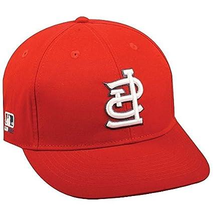 d324ce6a946 Amazon.com   St. Louis Cardinals Adult MLB Licensed Replica Cap Hat ...