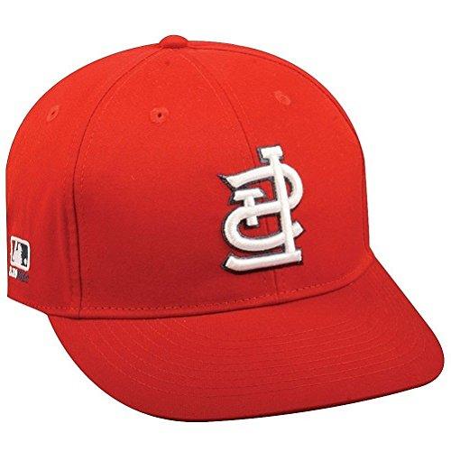 Cardinals Cap (St. Louis Cardinals Adult MLB Licensed Replica Cap/Hat)