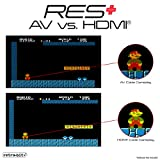 Retro-Bit RES Plus- 8-Bit Console with HDMI Port