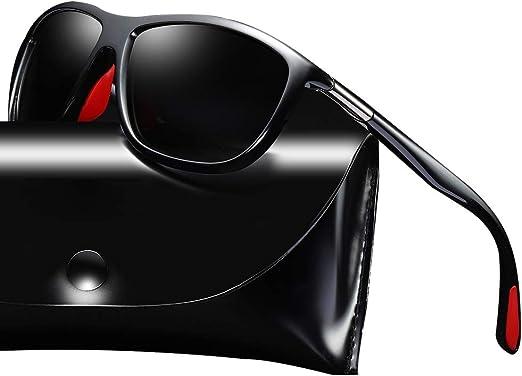 2019 New fashion Men/'s Polarized Sunglasses Classic Driving Glasses gift box