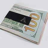 BodyJ4You 4PC Cufflinks Tie Bar Money Clip Button