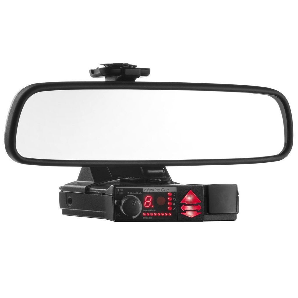 amazoncom mirror mount radar detector bracket valentine v1 radar detector radar mount cell phones accessories - Valentine Radar Detector For Sale