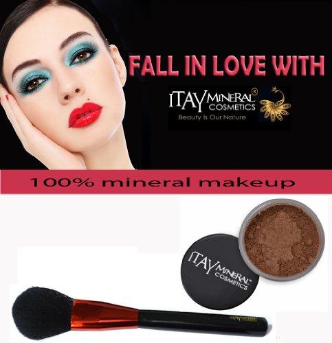 Hot Cocoa Kisses - Itay Mineral Blush Powder 9gr MB3 -