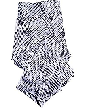 Printed Capri Leggings Neutral Combo Large