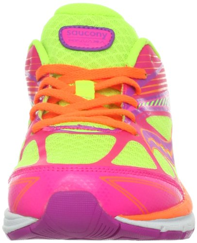 Saucony G Kinvara 4 Youth US 6.5 Pink Running Shoe UK 6 L1T5tFQ