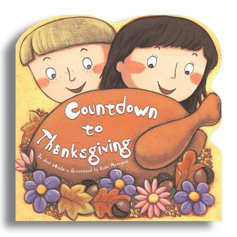 Read Online Countdown to Thanksgiving pdf