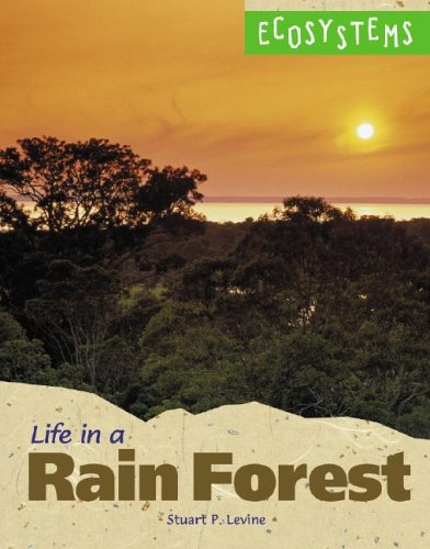Ecosystems - Life in a Rain Forest PDF