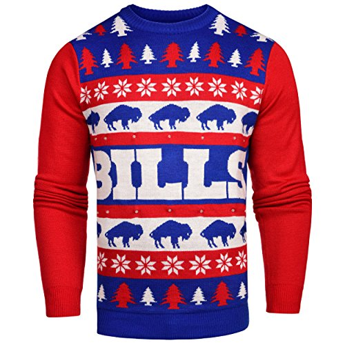 timeless design d8f49 8c166 Buffalo Bills Ugly Christmas Sweaters - Christmas Gifts for ...