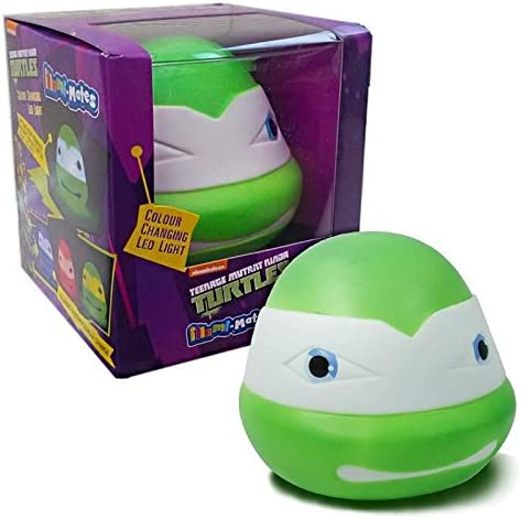 Ninja Turtle Colours Changing Led Lamp Home Room Night Light Decoration Green Amazon Co Uk Kitchen Home