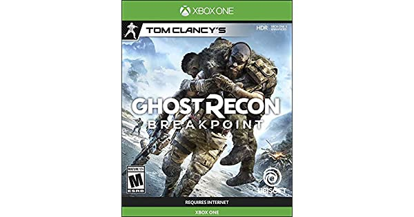 Amazon com: Tom Clancy's Ghost Recon Breakpoint - Xbox One