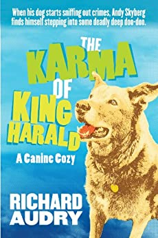 The Karma of King Harald (King Harald Mysteries Book 1) by [Audry, Richard]