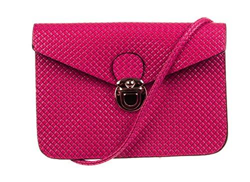 KISS GOLD(TM) Universal Mobile Phone Bag&Shoulder Bag (Red)