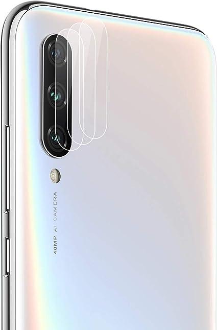 ROVLAK Cámara Protector de Pantalla para Xiaomi Mi A3 Lite Cámara ...