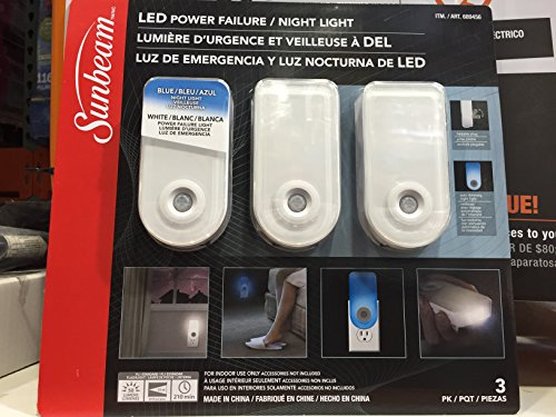 sunbeam-led-power-failure-night-light