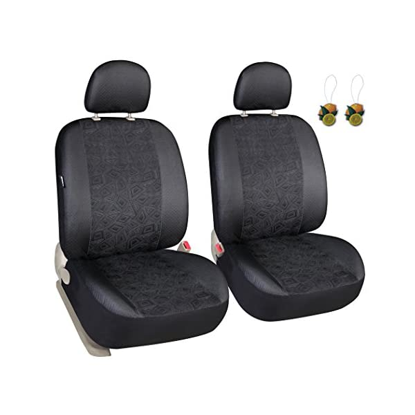 Leader Accessories Universal 2 Front Seat Cover For Car SUV Truck
