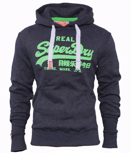 more photos 5c835 9bccd Superdry Hoodie Herren Kapuzenpullover Sweater [ S - XXL ...