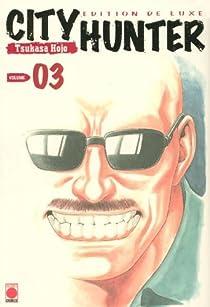 City Hunter (Nicky Larson), tome 3 : L'Actrice aux pieds nus par Hojo