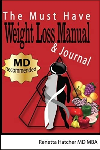 Book The Must Have Weight Loss Manual and Journal by Renetta L Hatcher MD MBA (2012-09-10)