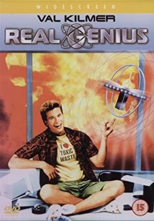 Real Genius [Reino Unido] [DVD]: Amazon.es: Val Kilmer ...