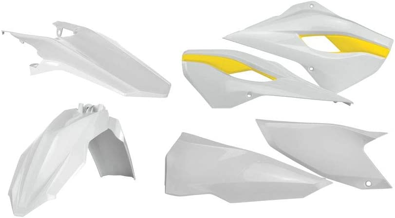 Pl/ásticos kit husq 2014/Enduro Original 16/