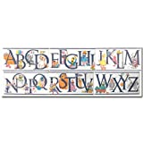 Sesame Street ABC Large Wall Border offers