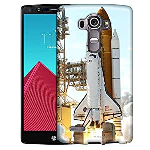 LG G4 Case, Slim Snap On Cover Space Shuttle Disovery Case