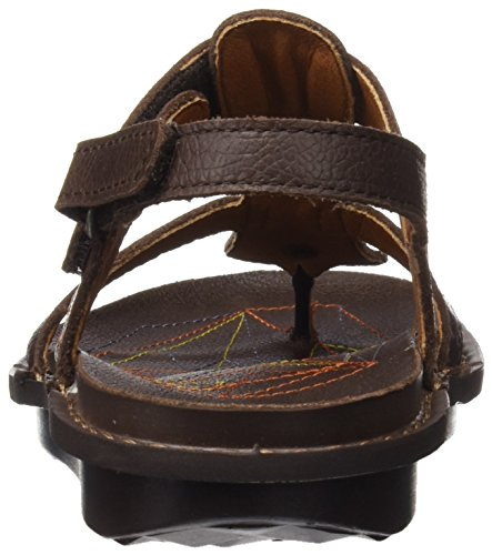 Marrone Open Sandali Arte Toe marrone 1300 Delle Esploro Memphis Donne qIxwxaP8n