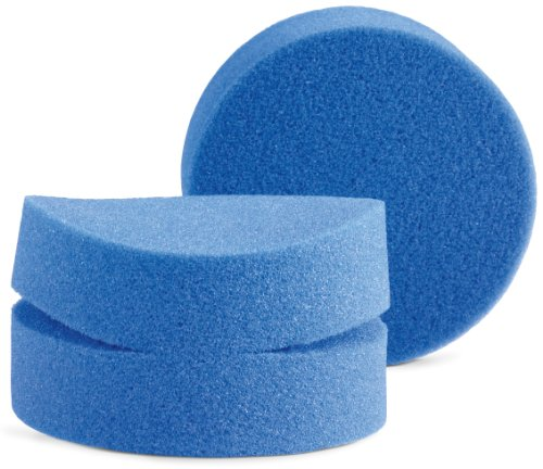 - Griot's Garage 11205 Blue Detail Sponge (Set of 2)