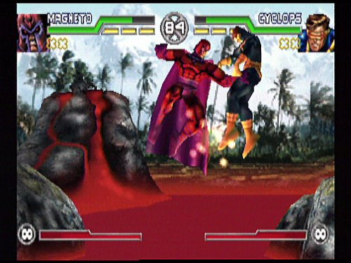 X-Men Mutant Academy