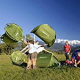 DECATHLON-2-Seconds-Pop-Up-Easy-to-carry-Tent-2-PersonGreen