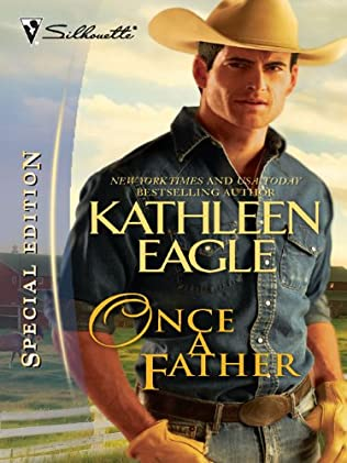 book cover of Once a Father