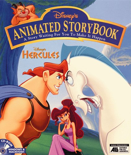 Hercules Animated Storybook