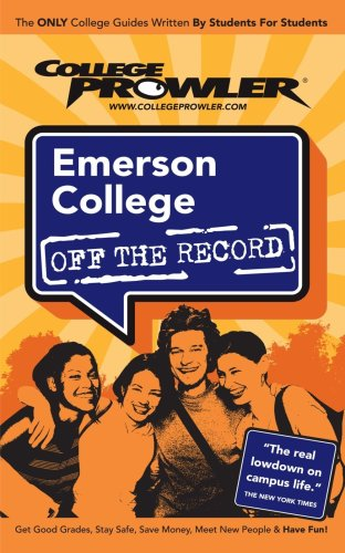 Emerson College: Off the Record - College Prowler