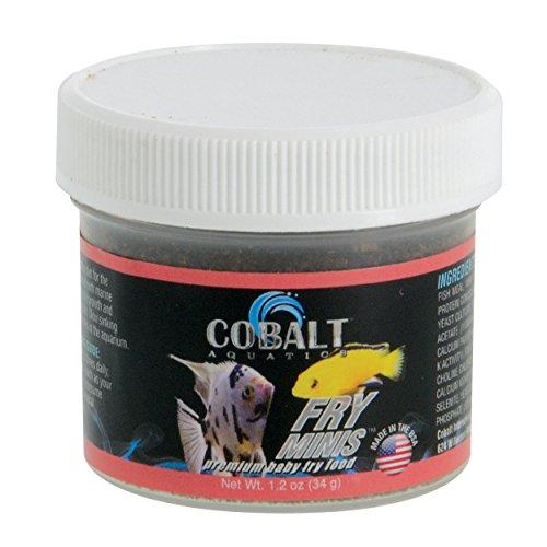 Cobalt Aquatics 34293 Fry Minis - Fry Food