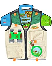 Save on Nature Bound Cargo Vest for Kids with Zipper, 4 Pockets, and Durable Stitching. Discount applied in price displayed.