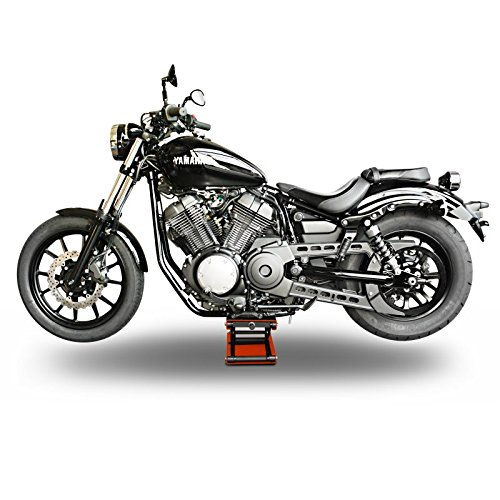 Motorrad-Hebeb/ühne Suzuki Intruder M 1800 R// 1500//1600 ConStands Intruder C 800 Hydraulisch inkl 2 Distanzst/ücke Orange