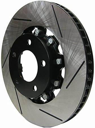 Approved Performance F14122R - V8 Models Only Front Pair Premium Performance Drilled and Slotted Disc Brake Rotors