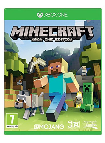 Price comparison product image Minecraft (Xbox One)