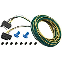 WESBAR 707105 / Wesbar 25 ft. 5-Wire Wishbone Flat Wiring Harness Kit