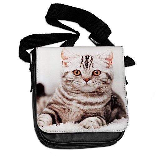 Kitten Grey Grey Animal 142 Kitten Shoulder Bag Animal wZqdf5Z