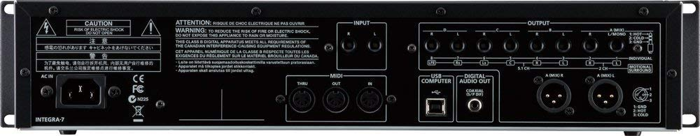 Roland INTEGRA-7 Tabletop Synthesizer with Microfiber and 1 Year EverythingMusic Extended Warranty by COR (Image #4)