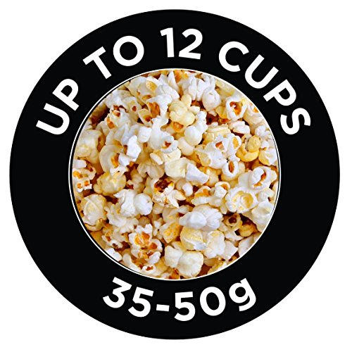 Russell Hobbs 4008496938391 RU-24630 Popcorn Maker, 1290 W, White