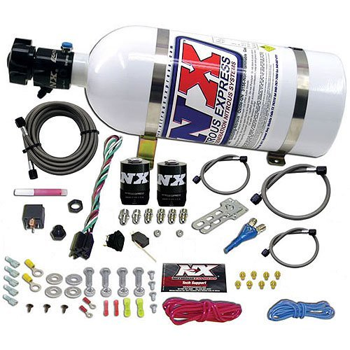Nitrous Express 20920-15 GM EFI Stage One Nitrous System