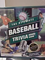 The Ultimate Baseball Trivia Board Game by Outset Media