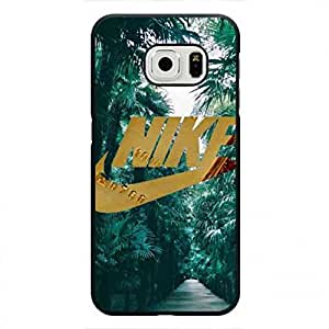 Just Do It Nike Samsung Galaxy S6 Edge Funda Back Cover, Generic Samsung Galaxy S6 Edge Funda