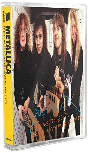 Cassette : Metallica - 5.98 Ep - Garage Days Re-revisited (Remastered)