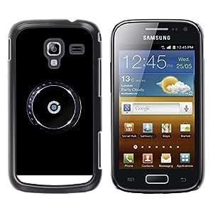 "For Samsung Galaxy Ace 2 , S-type cd dj de música cdj cdj"" - Arte & diseño plástico duro Fundas Cover Cubre Hard Case Cover"