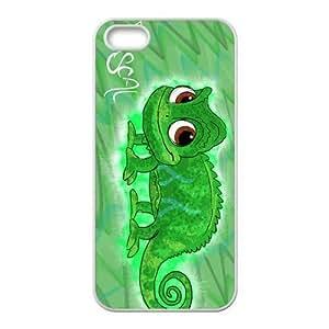 Custom Chameleon Design Rubber TPU Case for Iphone 5 5S wangjiang maoyi