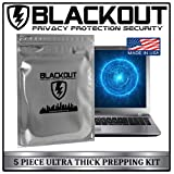 Faraday Cage EMP BLACKOUT Bags Premium Ultra Thick